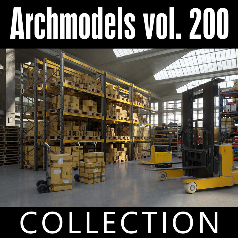 Archmodels vol  200