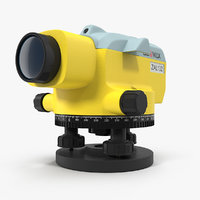 3D surveyor auto level