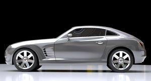 car sport 3D