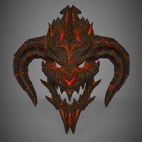 3D mask pbr