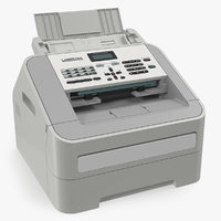 Laser Copy Fax Print Machine