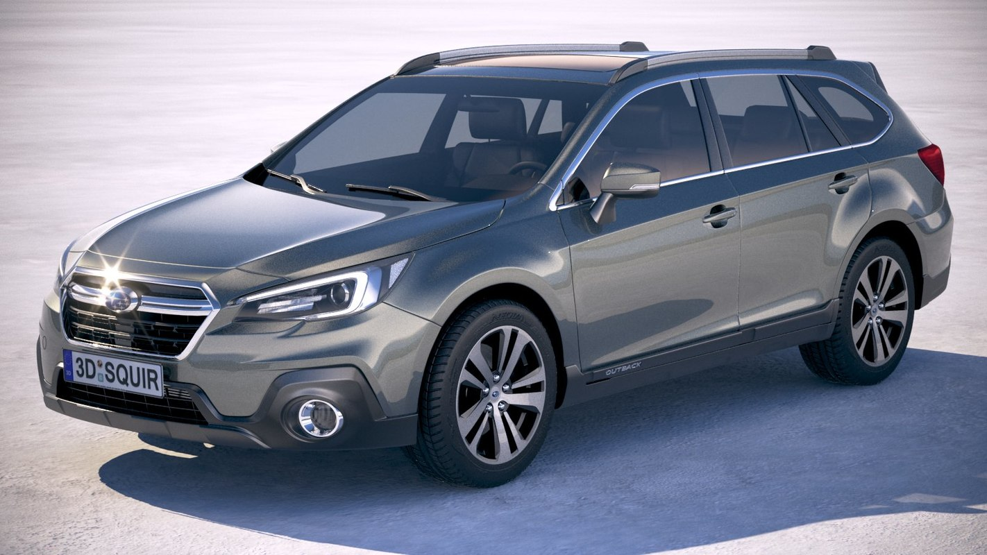 subaru outback eu model