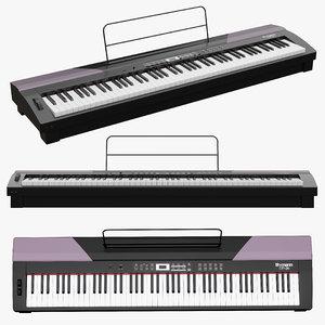 thomann music instruments 3D model