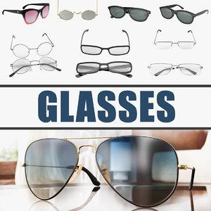3D glasses 5
