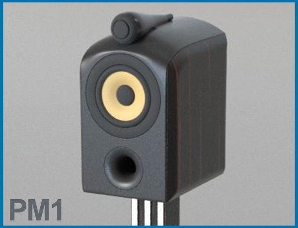 pm1 bowers e wilkins 3D model
