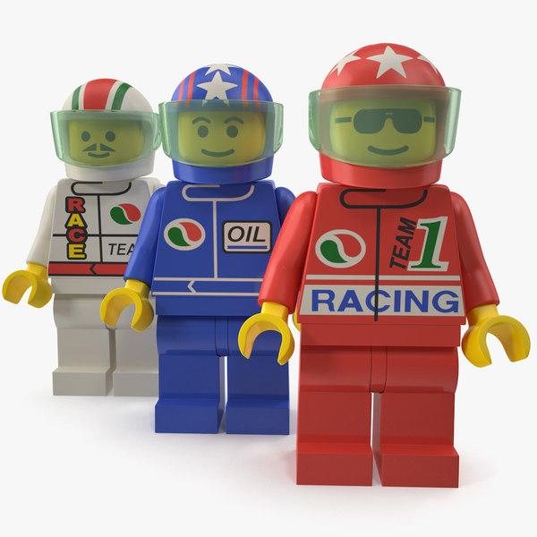 lego race racers octan model