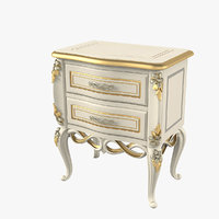 3D 9004 signorini coco nightstand model