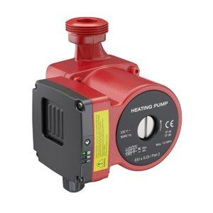 3D heating pump water model