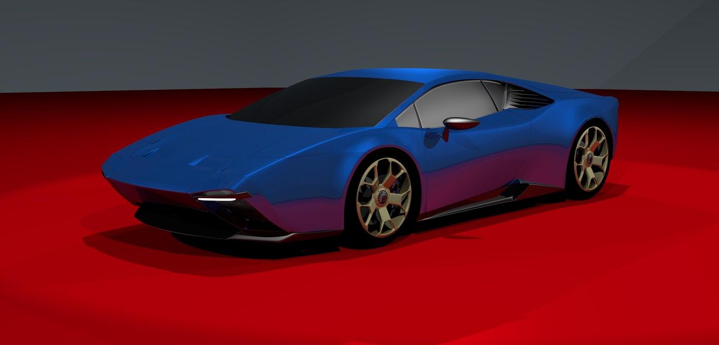 ares design panther 3D