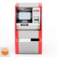 3D atm machine