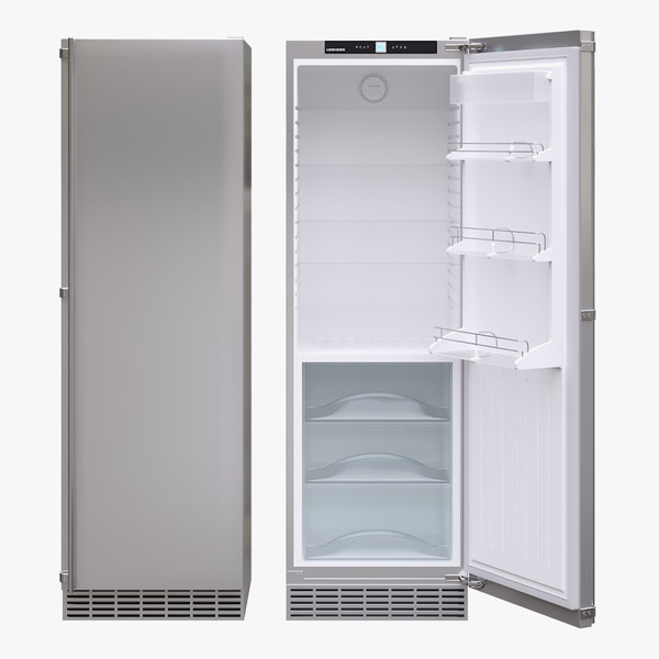 appliance fridge liebherr 3D
