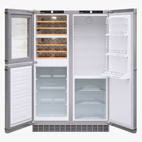 appliance fridge liebherr model
