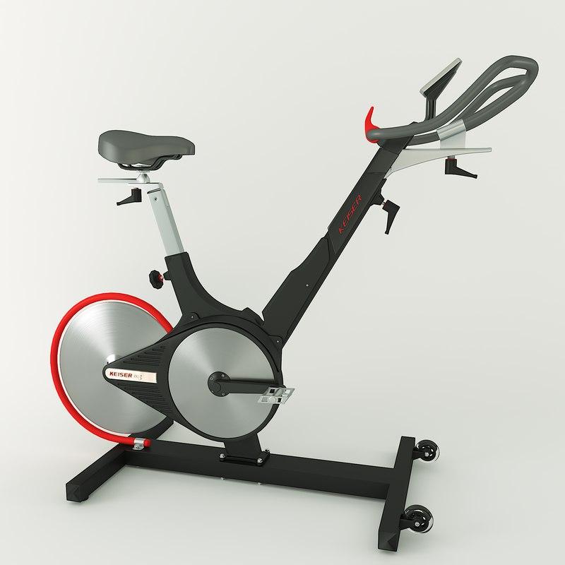 3D model cycle