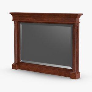 classical mirror 3D