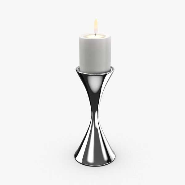 contemporary candle holder - model