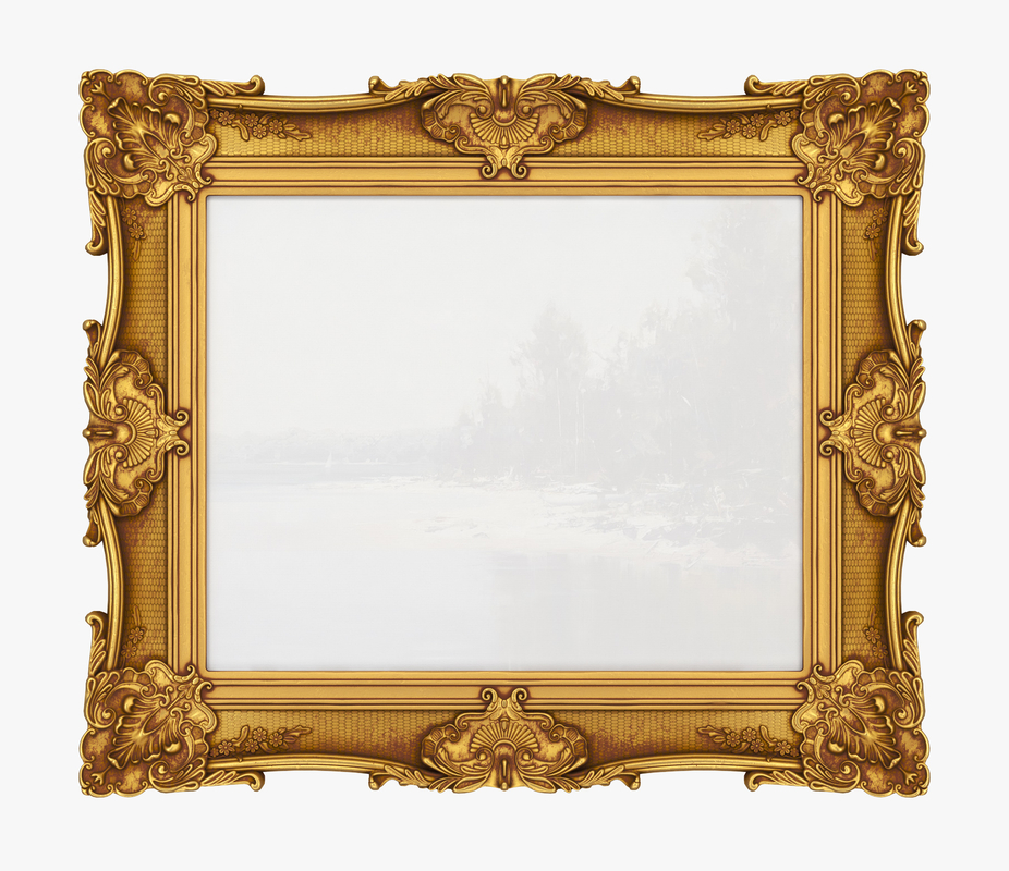 3D frame picture