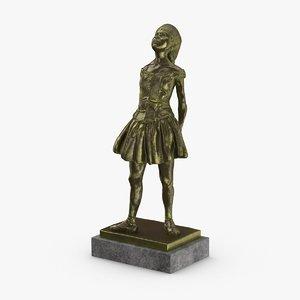 3D classical art sculpture objects