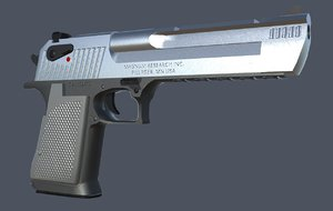 unity pbr gun 3D