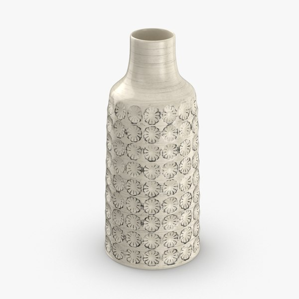 3D model contemporary vase
