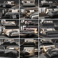 Bed Colection 01 - (10 Items)