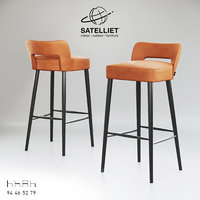 satelliet cocktail hs 3D model
