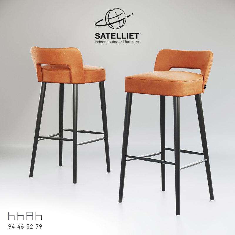 satelliet cocktail hs 3D model