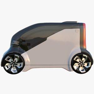 neuv car model
