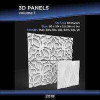 3D PANELS vol. 1