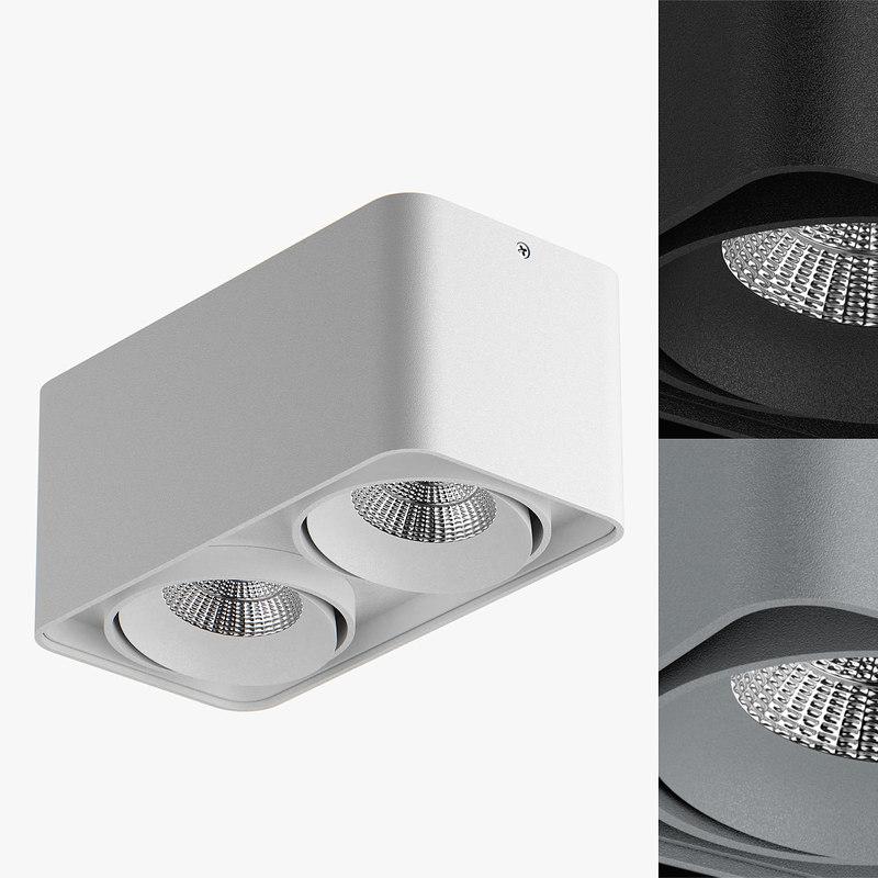 spot light 21252x monocco 3D