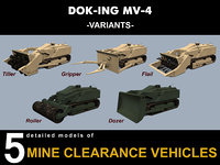 dok-ing mv-4 vehicles model