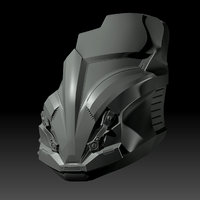 Arcann Mask SWTOR 3D printable model