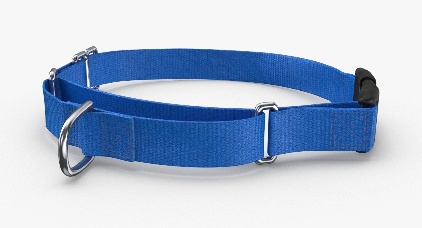 3D dog collar