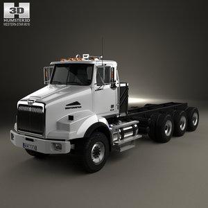 western star 4800 model