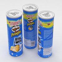 pringles chips snack model