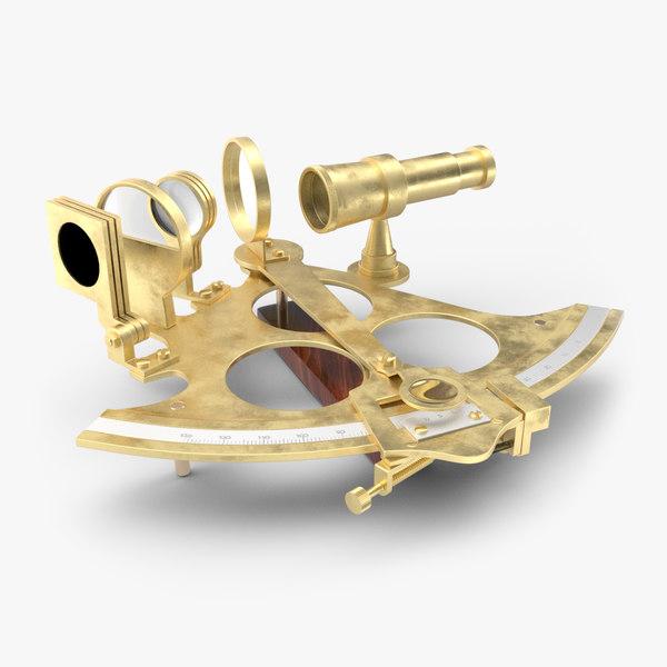 3D sextant