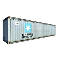 3D maersk sealand contaner model