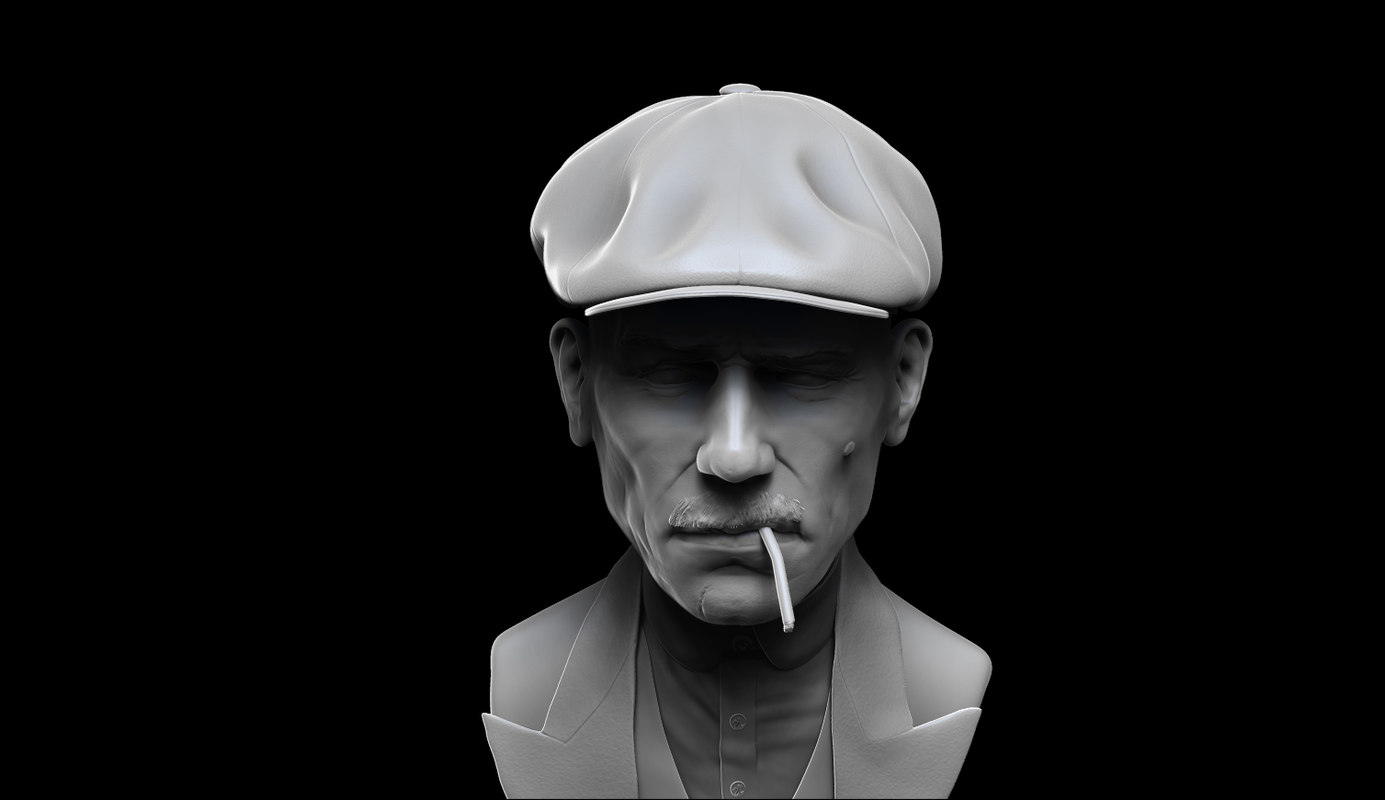 3D sculpt zbrush anatomy