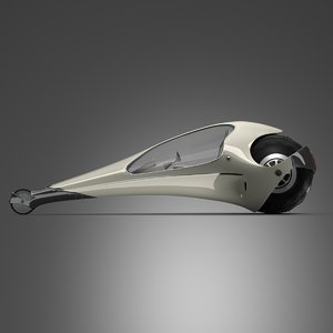 rover vehicle 3D