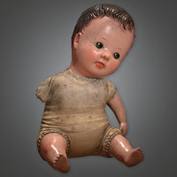 Old Doll 01 (Antiques) - PBR Game Ready