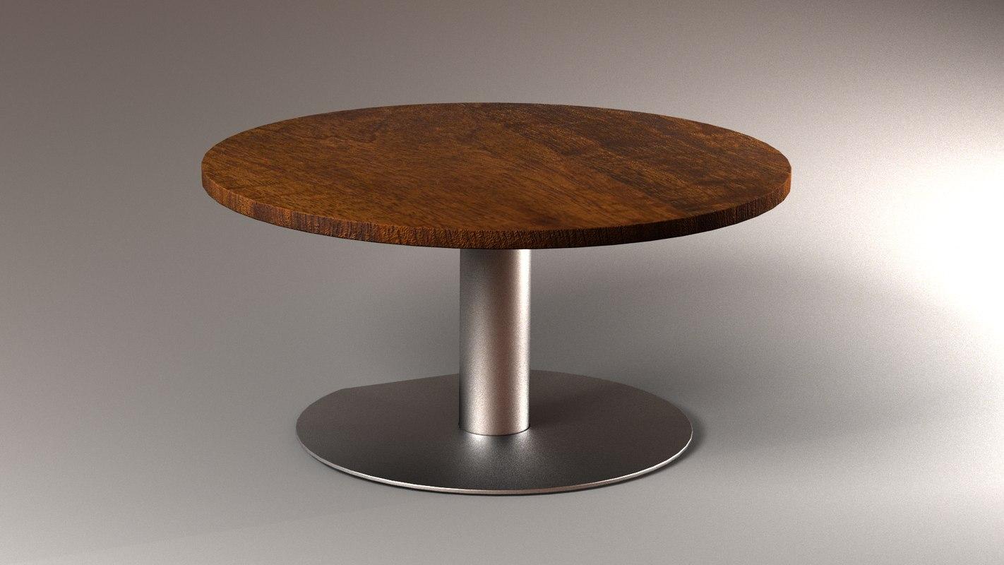table wood model