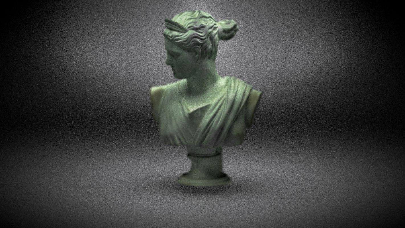 3D figure penelope