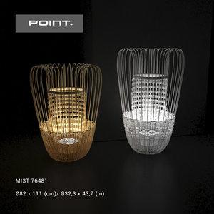 point mist 76481 3D model