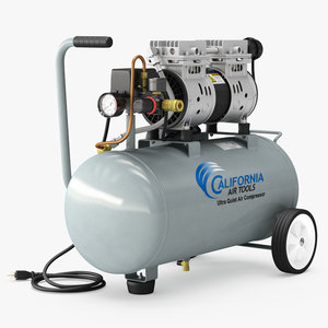 compressor california air 3D model