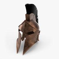 ancient crest 3D model