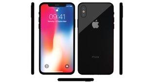 iphone x model
