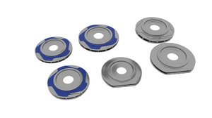 brake rotor pack 3D model