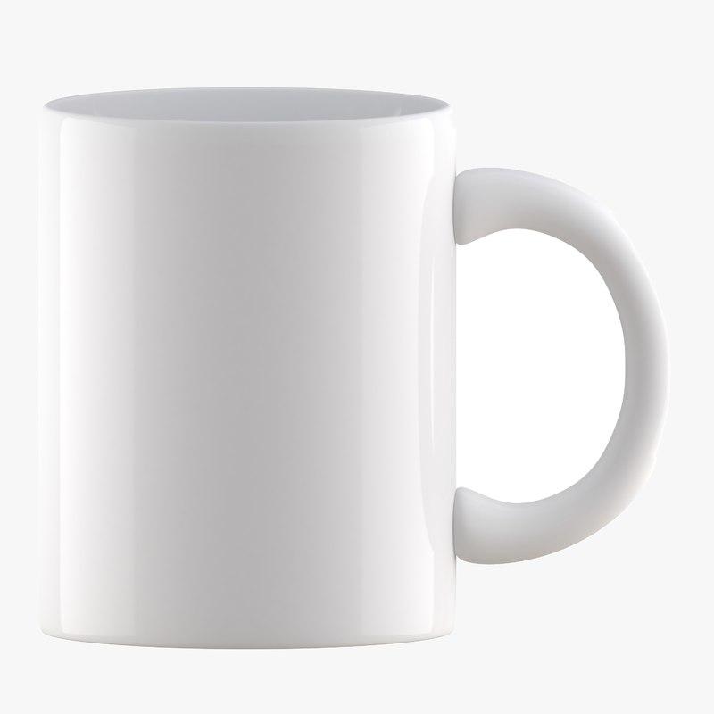 3D white contain