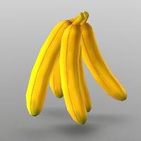 3D banana ready games
