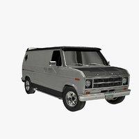 3D econoline 75 custom
