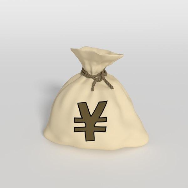money bag model